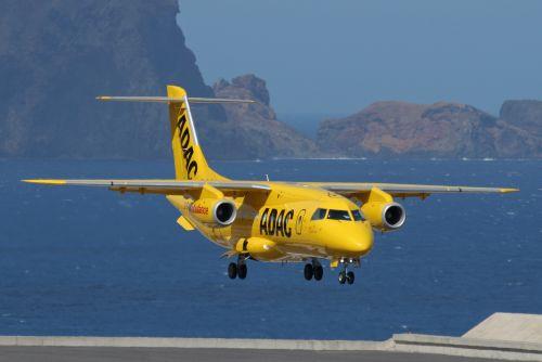 Fliegende Ambulanz